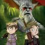 Robert Baratheon and Ned Stark by DiegoMattos