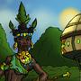 Equatorial Empress by BrandonP