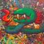 The Kraken (Earthbound) by Glugglor