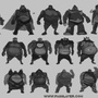 Fat heroes thumbnails by FASSLAYER