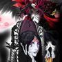 The Dark Goddess by BluMiu