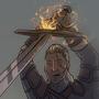 Witcher 3 fanart