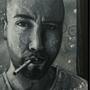 RicepirateMick - Destroyed Portrait by Sabtastic