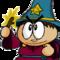 Cartman the Wizard King