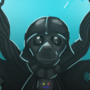 Baby Darth Vader by Shmousey