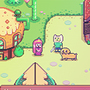 Adventure Time SNES mock