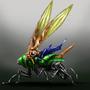 Drone wasp by Kiabugboy