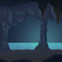 Beacon: Cave Background