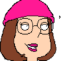 Meg Griffin by purplehoodiegirl
