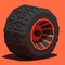Low Poly Tire