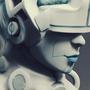 Zbrush - Future Female Soldier by LemKuuja