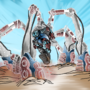 Spider-Jumper by Paskel