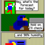 It's Not the Heat by DBuck-Eye