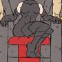 Empress Doodle by AnthonyDavila