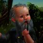 Baby Gandalf