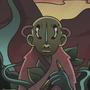 Forest Monk by judio90
