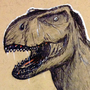 Tyrannosaurus Rex by MintyFreshThoughts