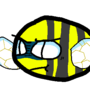 Frustrated bee by Dragoz1337