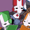 Castle Crashers Pixel Art