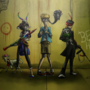 A Bunch Of Freaks. by Kayas-Kosmos