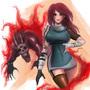 Demon pet by FASSLAYER