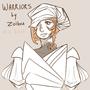 Warriors (woman) by Zoibu