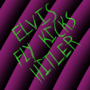 Elvis Fly Kicking Hitler by JesseWidow
