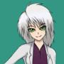 Emmy, Mad Scientist - Neutral Pose by ArtsyViking