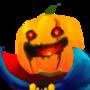 Pumpkin Magician by rilyrobo
