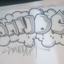 Simple graffiti bomb by danoc