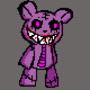 Creepy Teddy by RUFFLZ