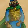 King David of Israel by BrandonP