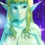 Zelda Bathing *Censored* by doublemaximus
