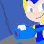Megaman by Luibluw