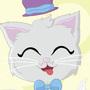 kitty kat by gummyart