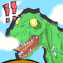 Tyrannosaurus Steps