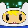 Pixel Art Finn