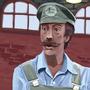 Danny Wells as Luigi (Study) by Shamoozal