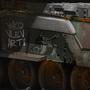 Tank goes BOOM!