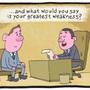 Weakness by ToonHole