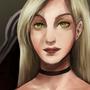 Alexia Ashford by meloramylin