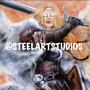 Guardian angel by Steelartstudios