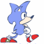 Sonic Pre-Run Sketch Animation by WaldFlieger
