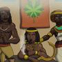 The Ganja Pharaoh by BrandonP