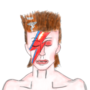 Aladdin Sane by EddieNiga
