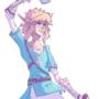 Wii U Zelda: Link by cayiika
