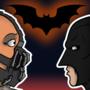 Batman & Bane for animation by Glenorsven