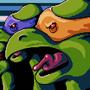 Scientifically Accurate Ninja Turtles by ArcadeHero