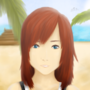 Destiny - Kairi Fan Art by eshinobip