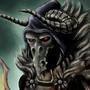 Battle Mage Monster by LucasCharnyai
